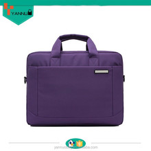 wholesale fashion high quality product custom durable waxed nylon contracted laptop bag made in china