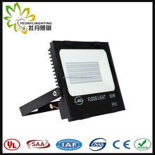 50W ultrathin LED outdoor flood light, SMD 50W flood light with clear filter,
