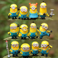 DIHAO oem&odm good quality eco-friendly 2014 wholesale action figures despicable me minion made in china