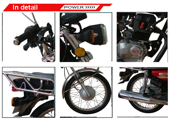 125cc automatic motorcycle(WJ125-C)