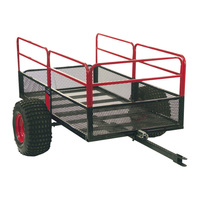4x4 Custom Atv Log Trailers For Sale