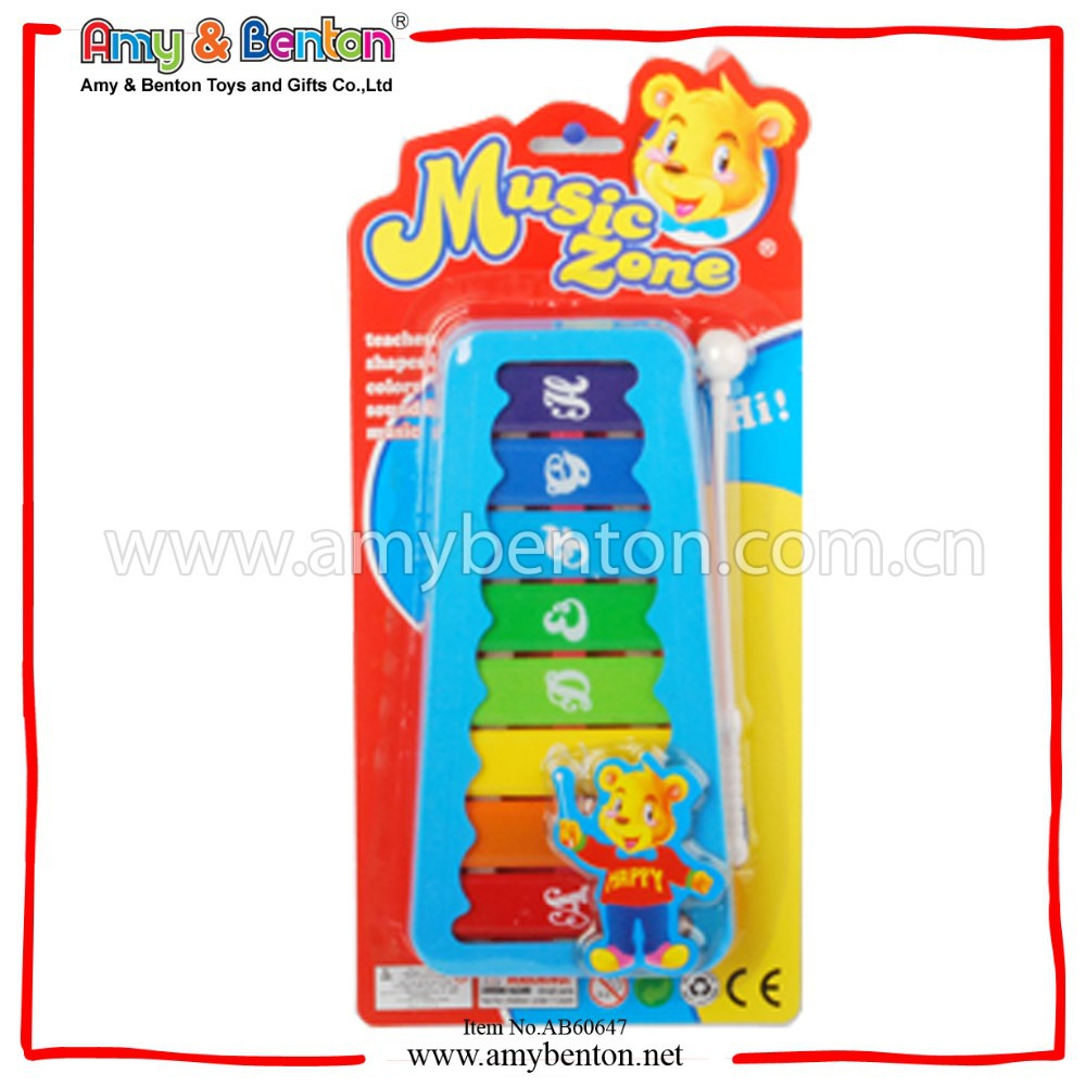 Hot Sale Musical Instrument Knock Piano Toy