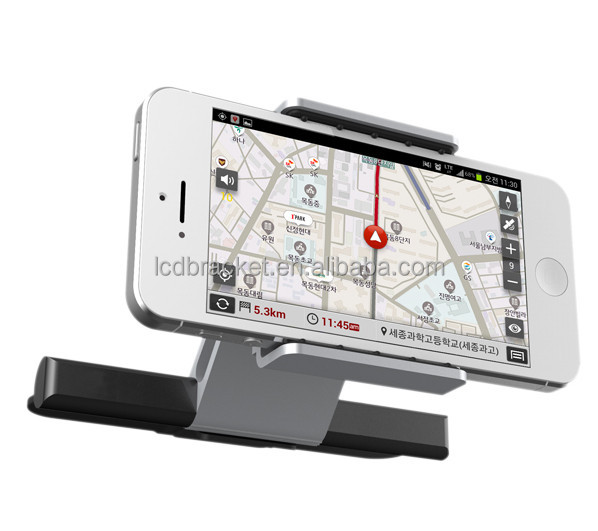 Universal Smartphone CD Slot Stand Mobile Holder For Car Use