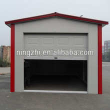 6m by 4m EPS sandwich panel prefabricated garage
