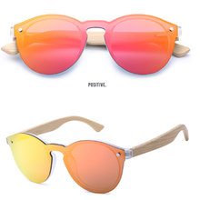 Sunglasses new model wooden sunglasses wholesale with Private Label