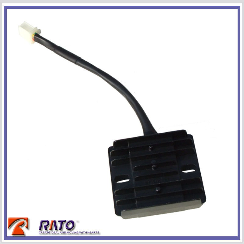 wholesales motorcycle spare parts ATV/motorcycle 12v voltage regulator rectifier 150cc