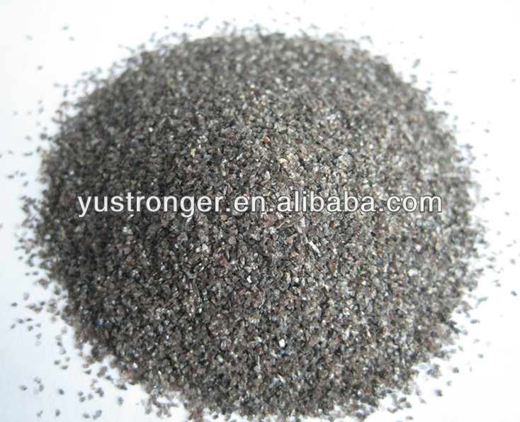 first grade abrasives brown aluminium oxide from direct factory