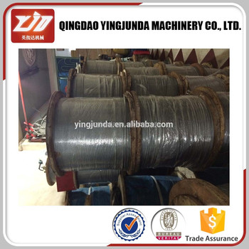 Stainless Steel Line Contacted Wire Rope 6*25,6*29,6*26,6*31,6*36,6*37,6*41,6*49,6*55