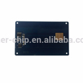 Toner reset chip for XEROX phaser 3100MFP 3155 toner chips card 106R01378 106R01379 smart card