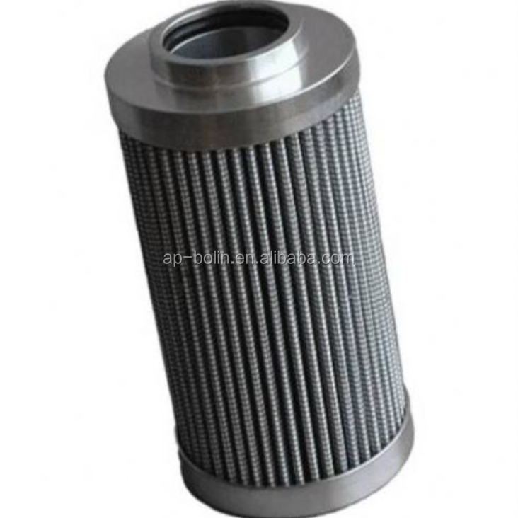 5 10 15 20 25 50 100 Micron Pleated Oil Filter Element