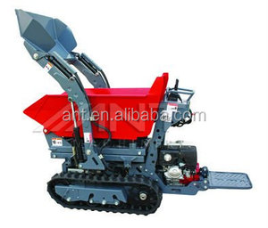 Crawler tracked dumper BY800 with CE
