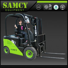electric battery operated fork lift 1.8t