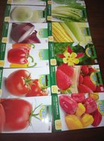 vegetable seed bag, vegetable seed packet