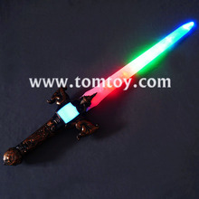 Wholesale Flashing Colorful Children Plastic LED Sword