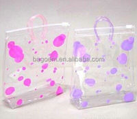 custom durable plastic packaging bags for cosmetics