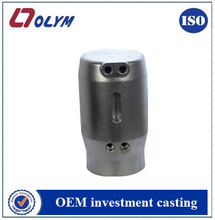 OEM camera housing stainless steel parts steel precision castings as per drawing