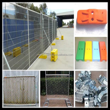 Galvanized Temporary Fence for Sale/Temporary Construction Fence on Sale/ New Product Australia Temporary Fence(Factory)