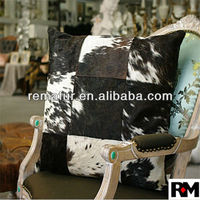 100% Genuine Luxury Cow Pillow