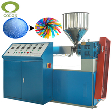 Automatic paper drinking straw making machine for lollipop stick