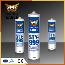 Latest Promotion Price Black High Adhesion Caulking Silicone Sealant