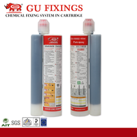 High temperature resistance epoxy adhesive fastening adhesive and sealant