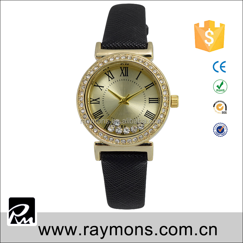 Alibaba China Design Watch Genuine Leather Straps Make Your Own Brand Replacement Completed Watch