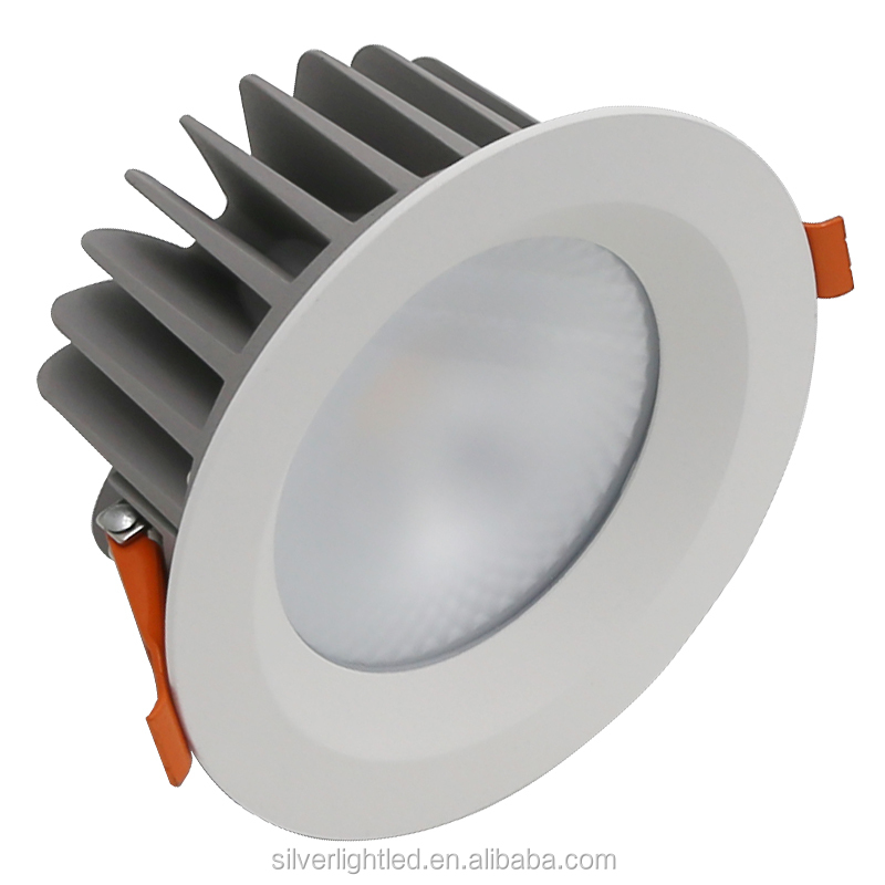 China new product gold supplier promotion led downlights with outdoor garden