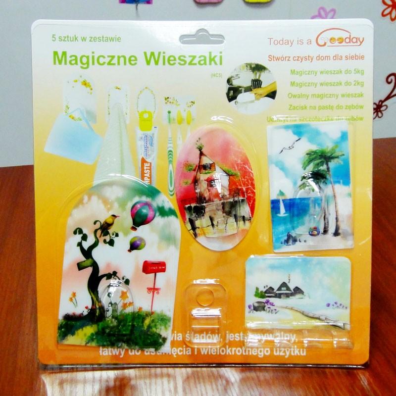 Magic Plastic Hook (11)