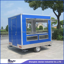 Shanghai JX-FS250 new style mobile commercial catering vehicle