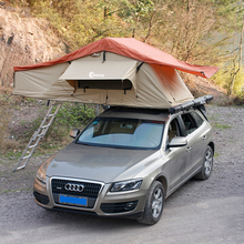 outdoor camping portable folding car roof top <strong>tent</strong>