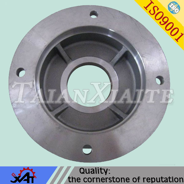 steam iron clay sand casting cover