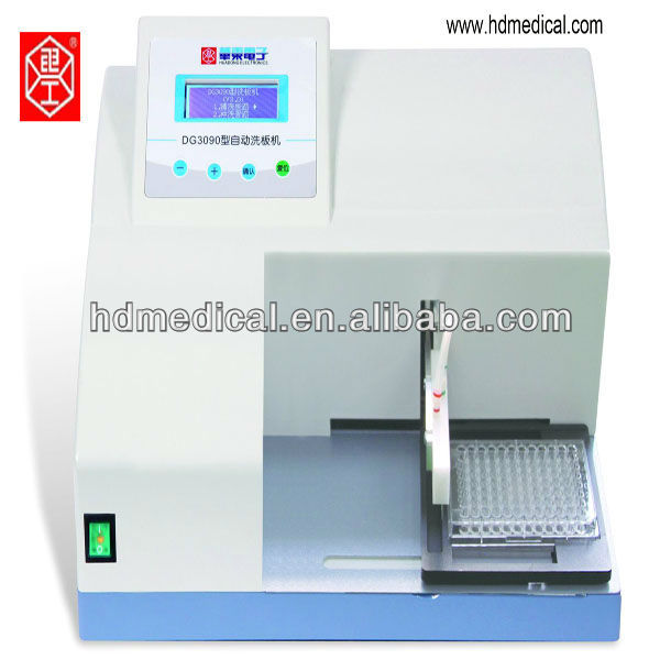 Popular automatic microplate washer/elisa washer lab device immunity product DG3090