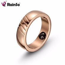 New Design Stylish Gold Plating Ladies Finger Silver Ring for Women and Men