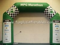 Brand opening advertising inflatable arch from China inflatable manufacturer for saleP1036(1)