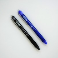 Hot Sale Plastic Heat Erasable Gel Pen