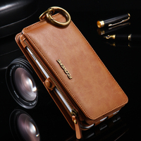 Hotsale FLOVEME 18 Card Slot Multi-function PU Leather Flip Phone Wallet Cover Case For Note 5/S6 S7 /edge/Note 3 Phone Cover