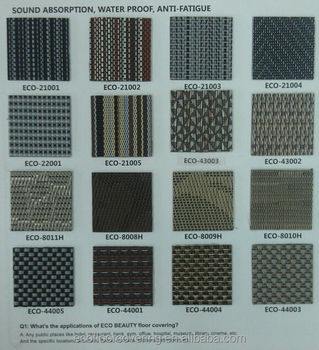 Texture Vinyl Floor Covering Outdoor By Eco Beauty Buy Vinyl Floor Covering Outdoor Temporary