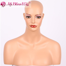 Affordable Fashion Lady's Model Mannequin Female Fiberglass Beautiful Wholesale Cosmetology Mannequin Heads for White Women