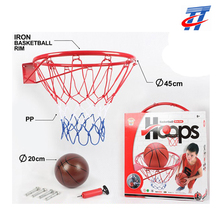 2016 45cm iron basketball set