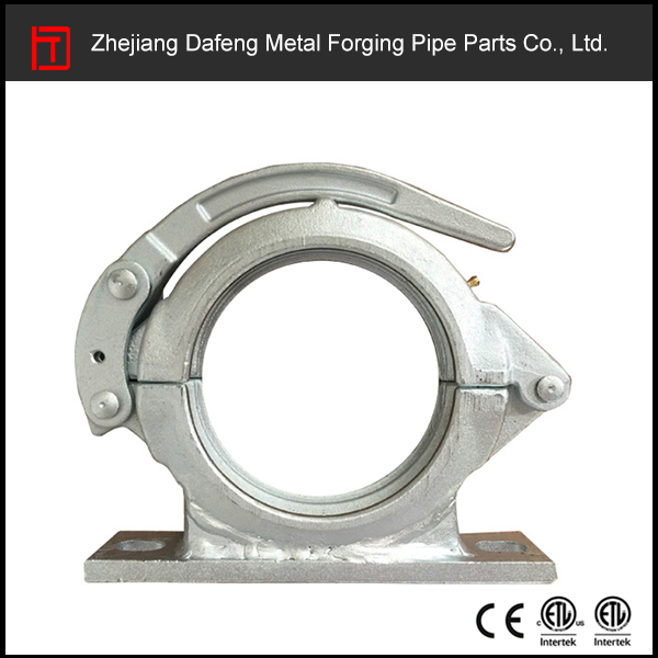 High quality concrete pump forging pipe clamp with low price
