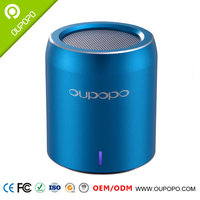 2014 New Portable Mini Tube Bluetooth Phone Amplifier Speaker