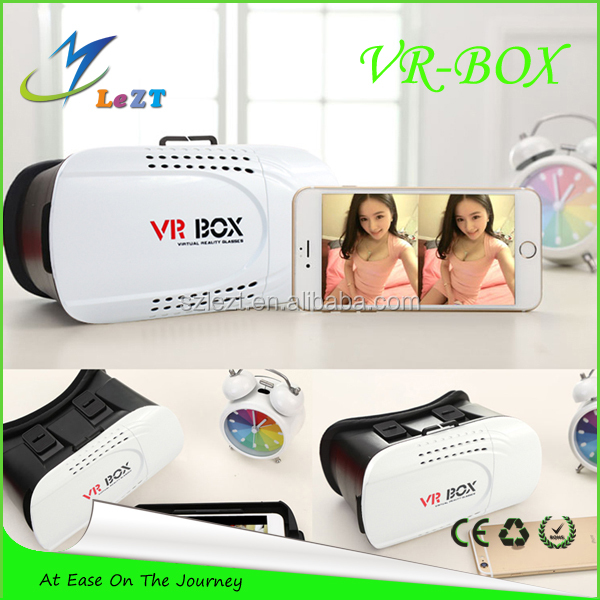 LeZT New Products 2016 Innovative Product Vr Box 3D Glasses Custom Branded Oem Q