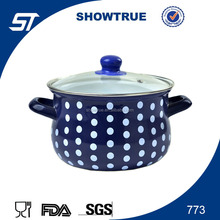 Top quality enamel cast iron cookware european enamel coated cast iron cookware