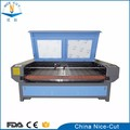 auto-feeding fabric-roll laser engraving cutting machine for fabric clothing textile