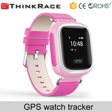 mobile tracking software smart heart rate monitor wrist sos panic button kids watch gps tracker