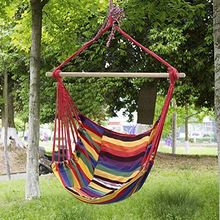 HOT259 Outdoor Hanging Swing hammock chair/Camping/Alibaba China Thick Canvas Swinging Outdoor Hammock