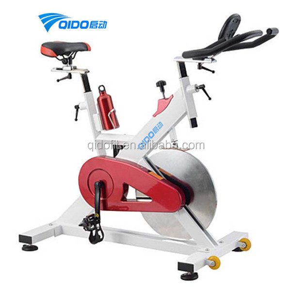 Commercial Indoor Swing Spin Bike, Cardio Machine, Exercise Bike