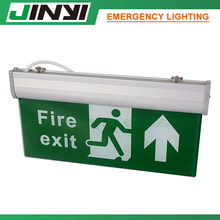 Newest rechargeable emergency exit sign