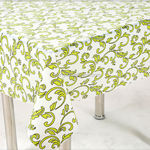 oriental tablecloth