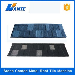 Beautiful high quality waterproof galvanized building materials metal roof tile